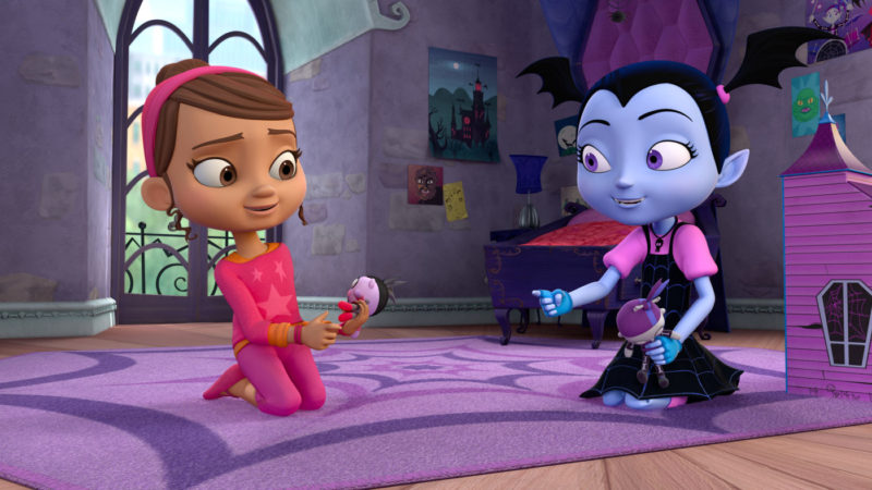 Vampirina Chris Nee Interview