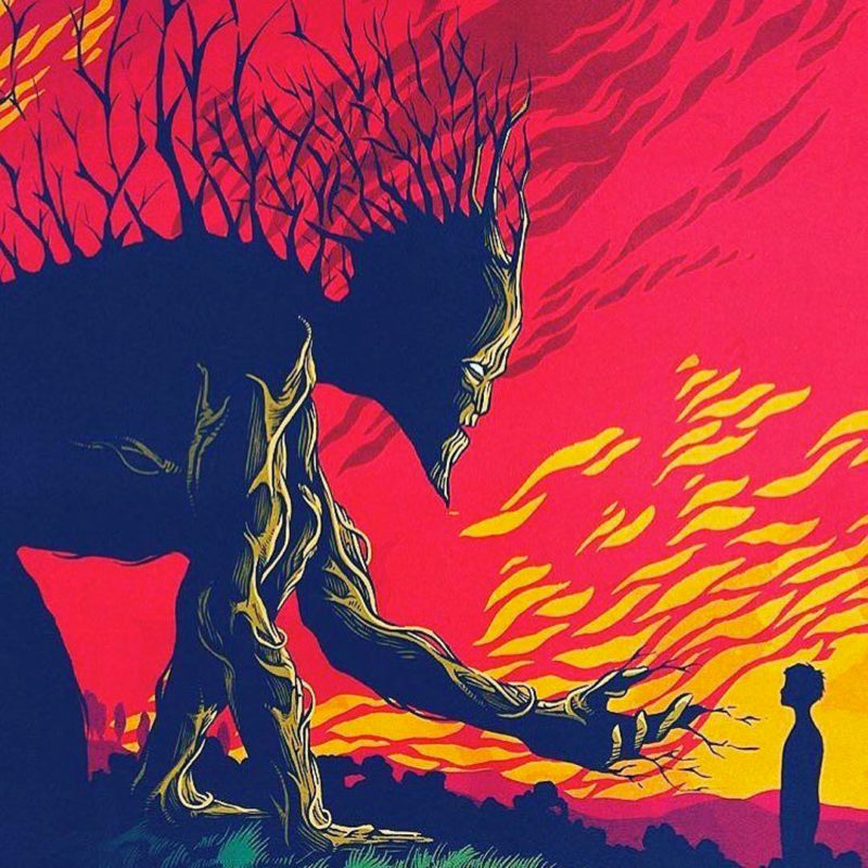 A Monster Calls touches heavily on grief, illness, and loss – It's a 2017 MUST SEE. #AMonsterCalls