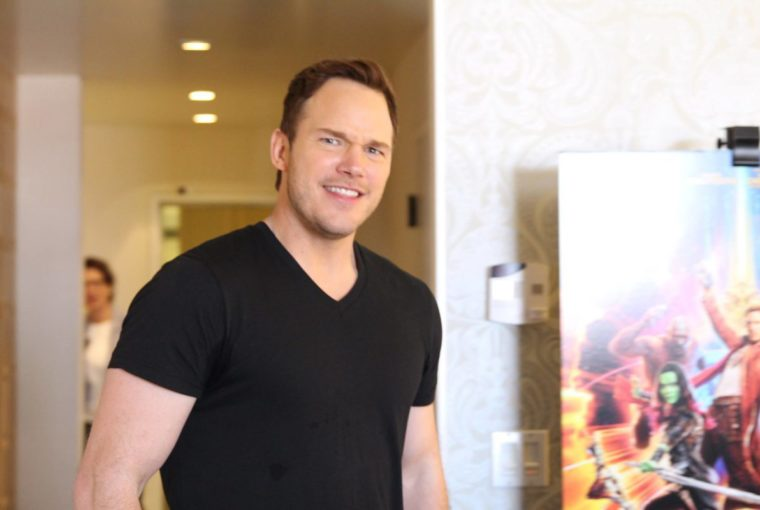 Guardians of the Galaxy Vol. 2 Chris Pratt Interview & what it was like to talk to Star-Lord himself! #GotGVol2Event #GotGVol2