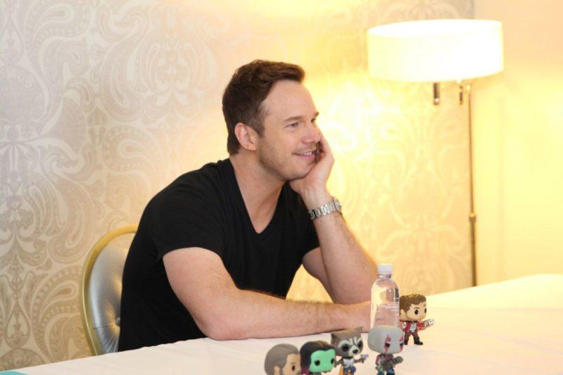 Guardians of the Galaxy Vol. 2 Chris Pratt Interview & what it was like to talk to Star-Lord himself! #GotGVol2Event #GotGVol2