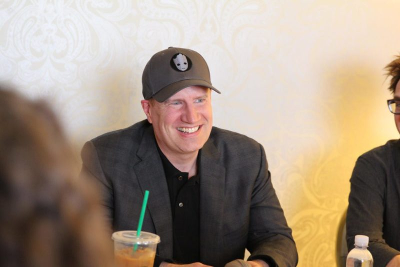 I've got the full scoop! Here are 10 exclusive Guardians of the Galaxy Vol. 2 secrets from my incredible Kevin Feige and James Gunn interview. That's right – James saved all the good stuff for the mommy bloggers.