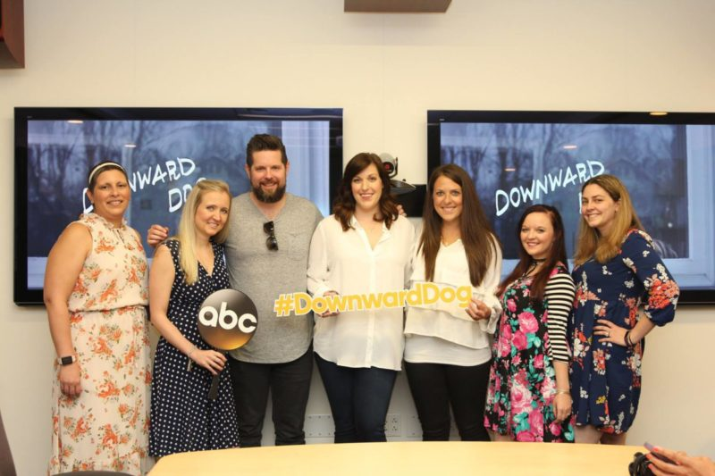 25 Random Facts about ABC's Downward Dog show | Downward Dog Cast: Samm Hodges, Allison Tolman Interview