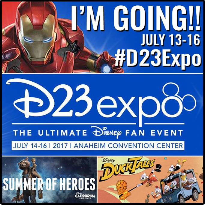 D23 Expo or Bust