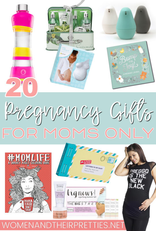 20 Best Pregnancy Gifts for Moms Only