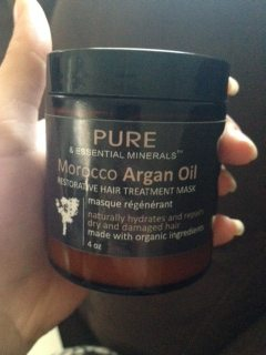Morocco Argan Oil Hair Treatment