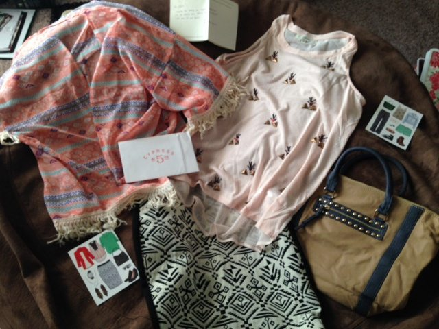 May 2014 Dressing Room picks PLUS free gift