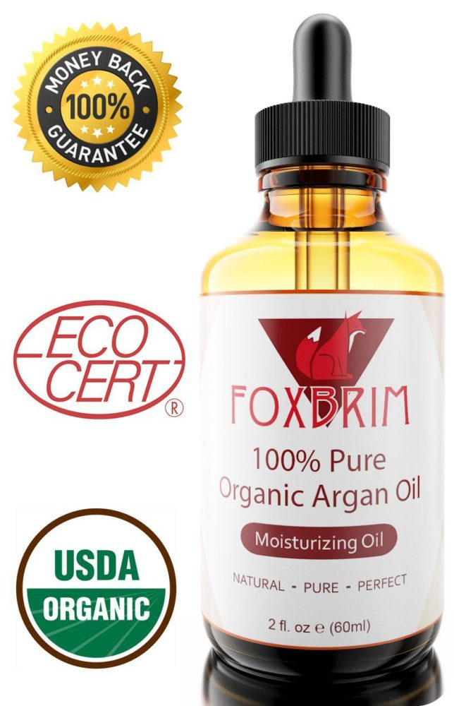Foxbrim Pure Argan Oil