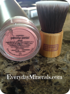 Everyday Minerals Blush and Brush