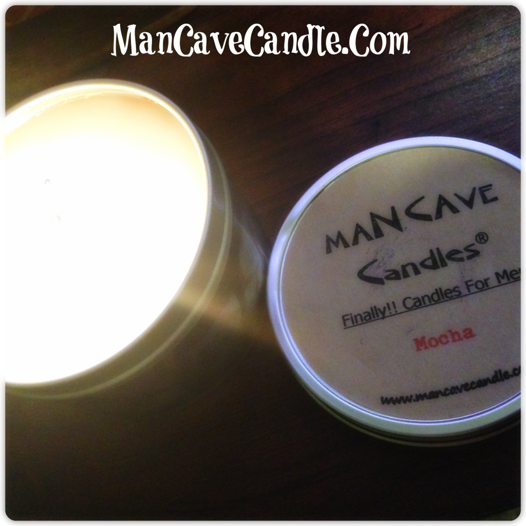 ManCave Candles