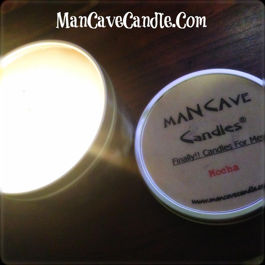 ManCave Candles