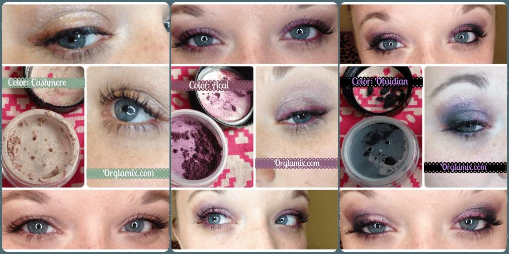 Orglamix Collage