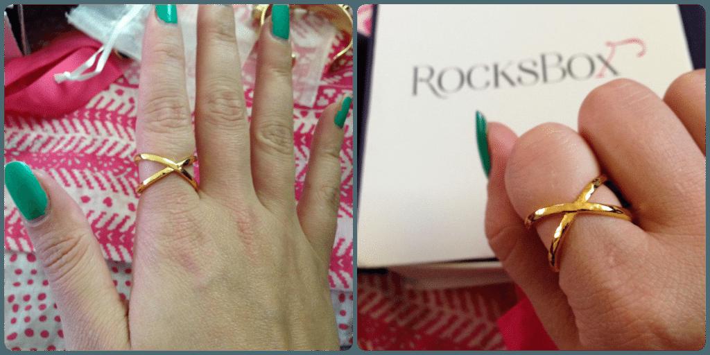 Rocks Box Gorjana Elea Ring