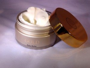 Gold Elements Golden Body Butter