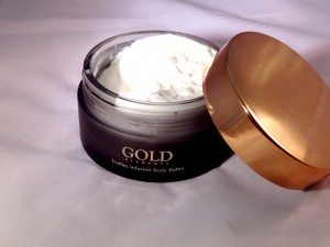 Gold Elements Truffle Infused Body Butter 2