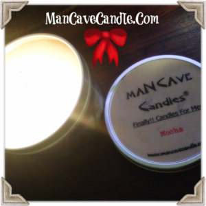 ManCave Candle Christmas Gift Guide