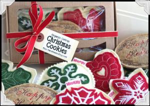 Misohandmade Christmas Cookies GG