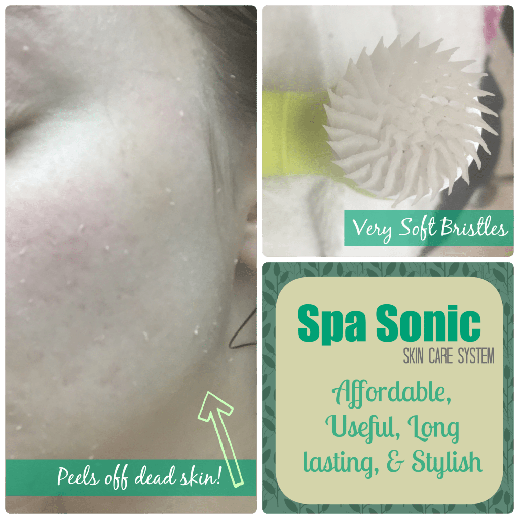 Spa Sonic Skin Care System