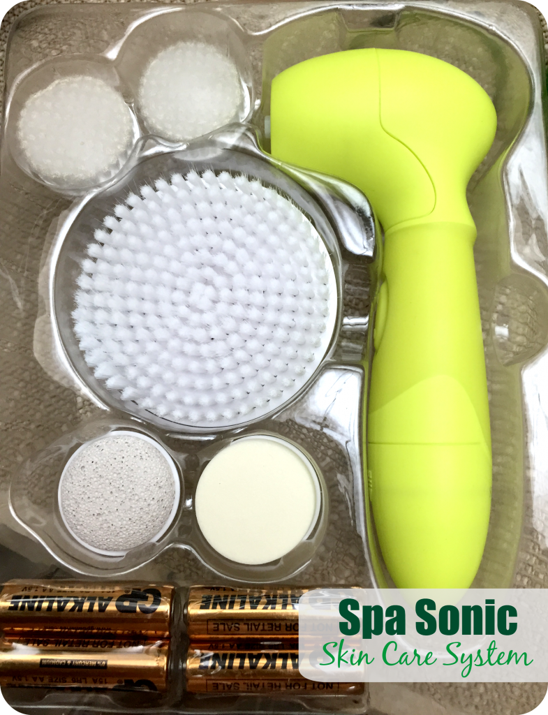 Spa Sonic Skin Care System 2