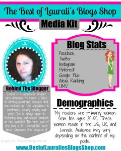 Best of Laurali's Blogs Media Kit