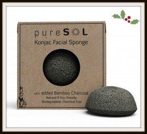 Charcoal Konjac Sponge GG