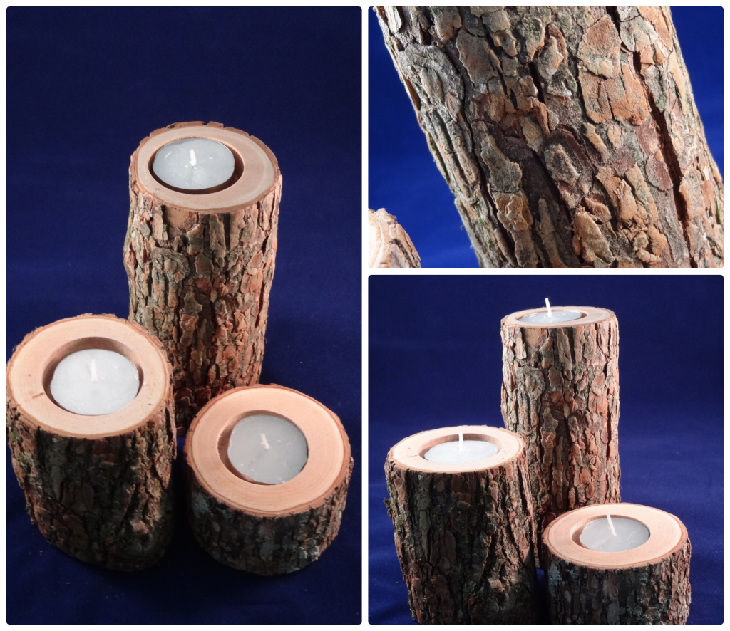 Church House Woodworks Candle Holders
