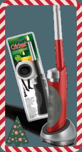 Cricket Holiday Lighter