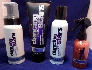DWTS Beauty Products