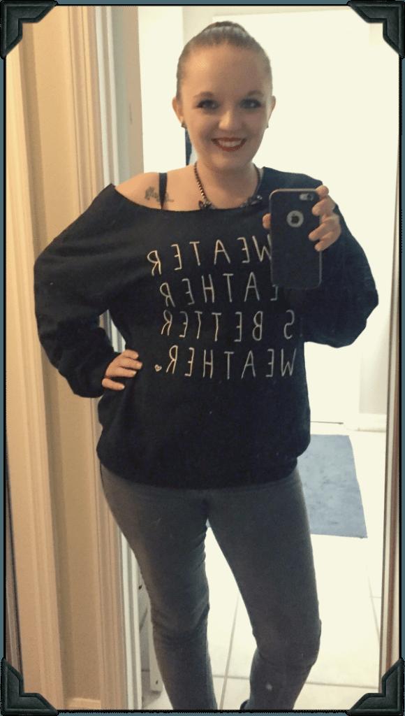 Dentz Denim Sweater Weather