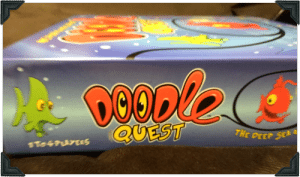 Doodle Quest Game Review