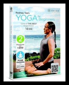 Gaiam Yoga DVD GG