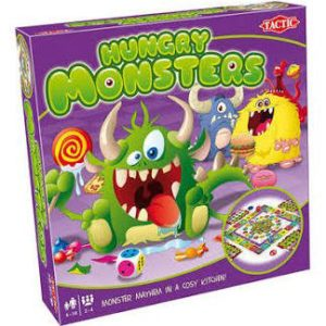 Hungry Monsters