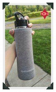 Hydracentials Water Bottle