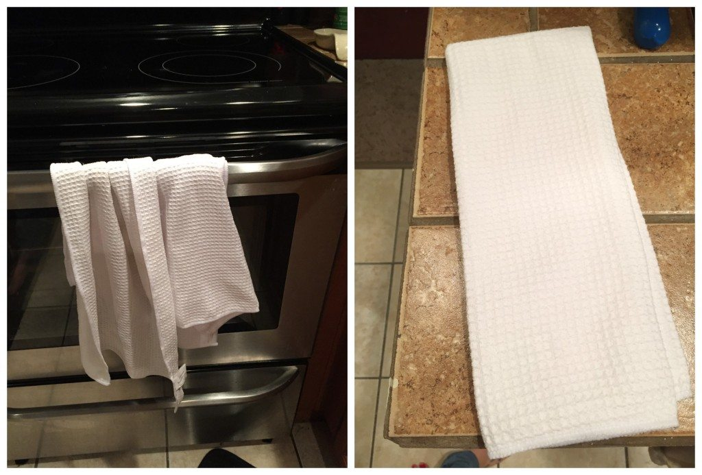 Luxe Home Kitchen Towels