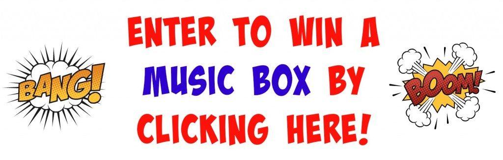 Music Box Giveaway