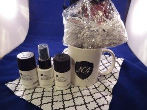 Number 4 Hair Gift Set