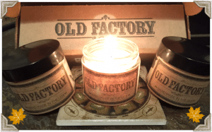 Old Factory Candles Fall Harvest
