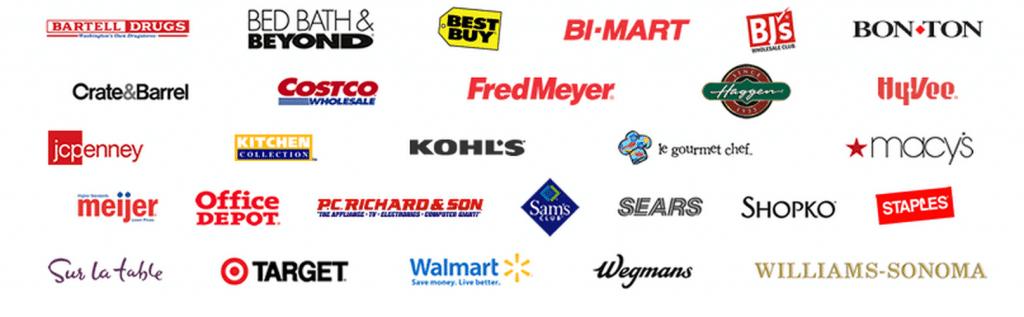 SodaStream Retailers