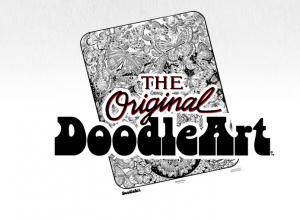 The Original Doodle Art Mini Kit