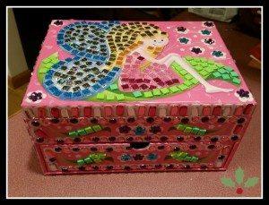 Sticky Mosaics GG