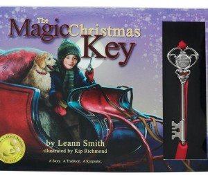THE MAGIC CHRISTMAS KEY