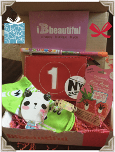 iBbeautiful Subscription Box Review