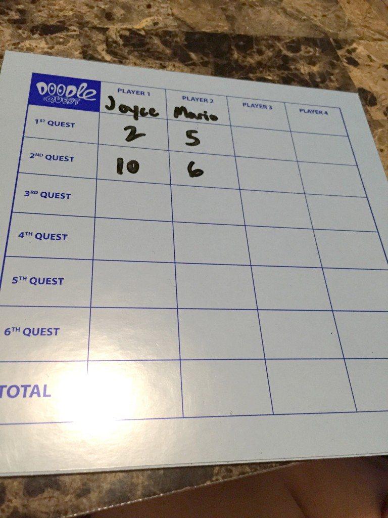 Doodle Quest Review 3