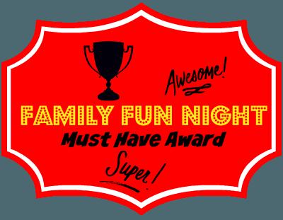 Family Fun Night Award
