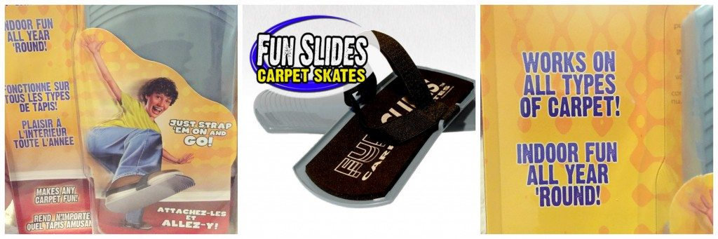 Fun Slides Carpet Skates