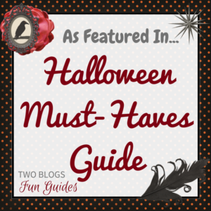 Halloween Must Haves Guide #TwoBlogsFunGuides AS Featured button (1)