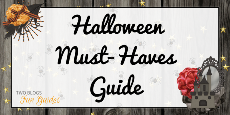 Halloween Must-Haves Guide #TwoBlogsFunGuides Featured Image