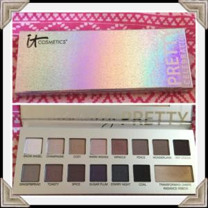 It Cosmetics Naturally Pretty Celebration Eyeshadow Palette GG
