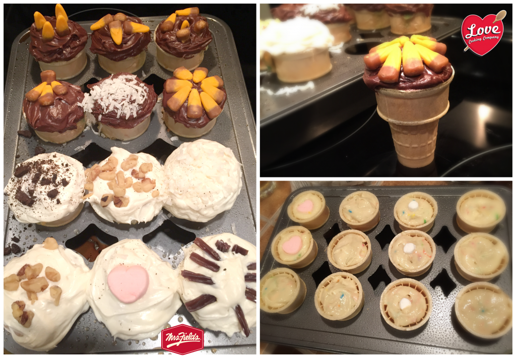 Love Cooking Co Cupcake Cones