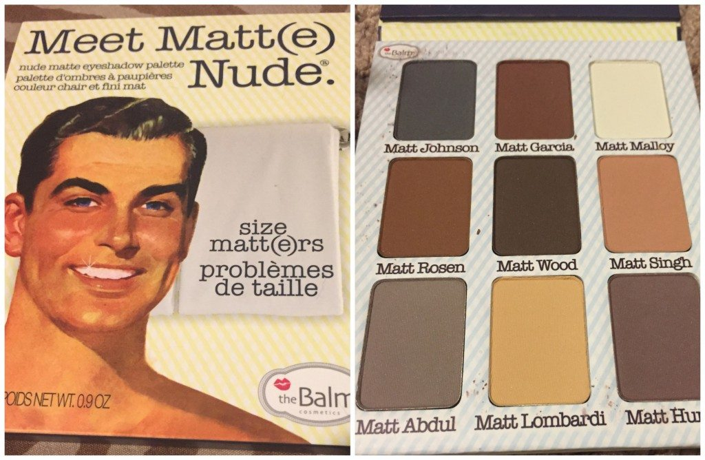 Meet Matte Nude