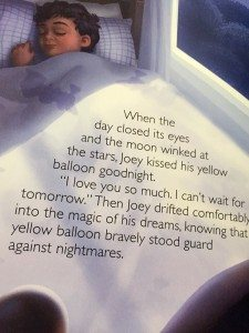 My Yellow Balloon Book Review 2